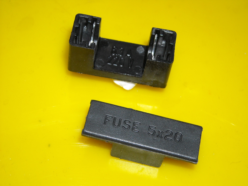 Fuse Holder for circuit board for fuse 5x20
