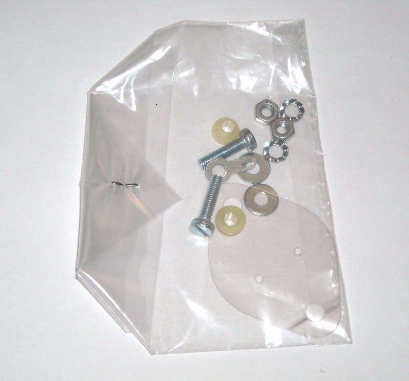 Kit mica isolatore per TO3