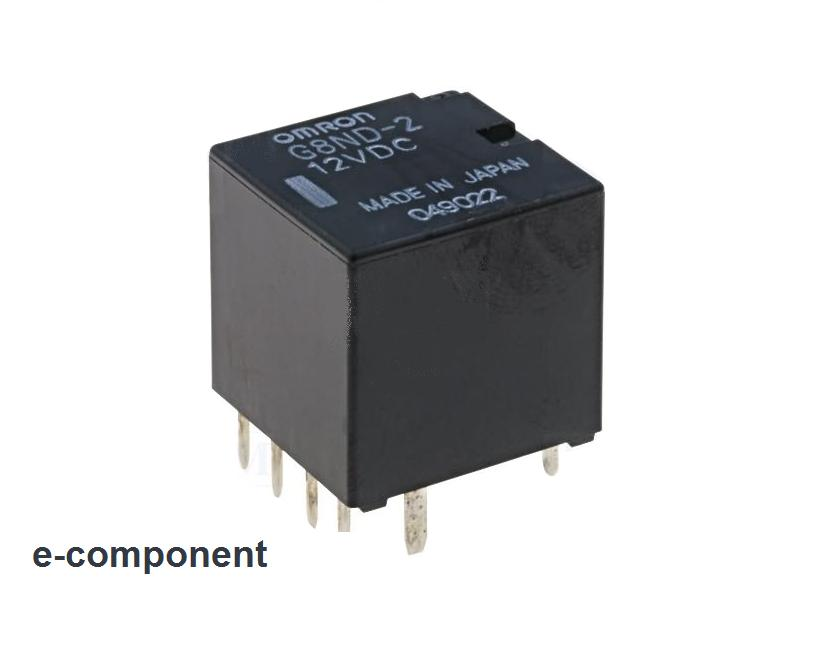 OMRON RELAY G8ND-2 DC12